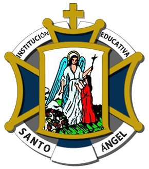 escudo inst santo angel